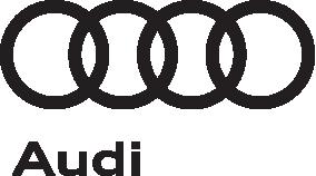 Audi Logo - Black