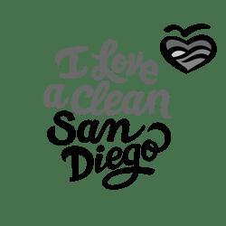 I love a Clean San Diego copy_BLK