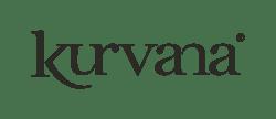 Kurvana Logo - Black