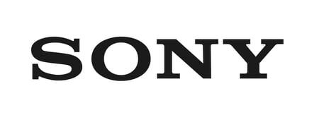 Sony Logo - Black