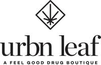 Urbn Leaf Logo - Black (2)