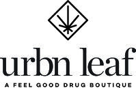 Urbn Leaf Logo - Black (2)