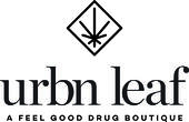 Urbn Leaf Logo - Black-1