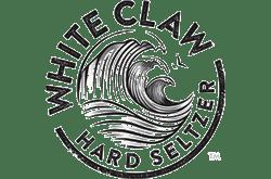 White Claw Logo - Black