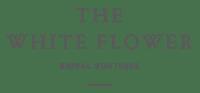 white_flower_logo_primary_tag_bw